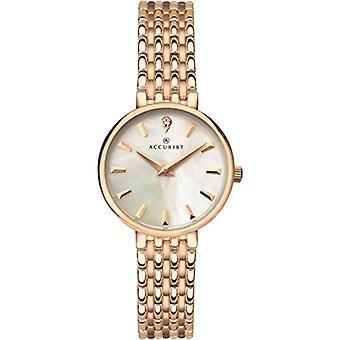 Accurist Clock Kadın hakem. 8182