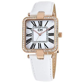 Carlo Monti Clock Woman ref. CM505-316