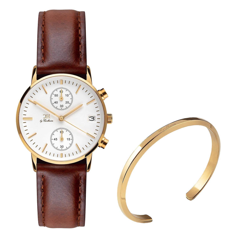 Carlheim | Armbandsur | Chronograph | Venø | Skandinavisk design