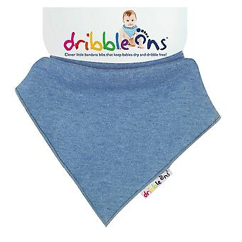 Sock Ons  Babero Dribble Ons Azul Jeans (Babies and Children , Toys , Others)