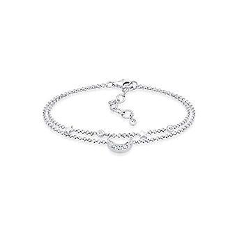 Elli armbånd link fra sølv 0210422317_16
