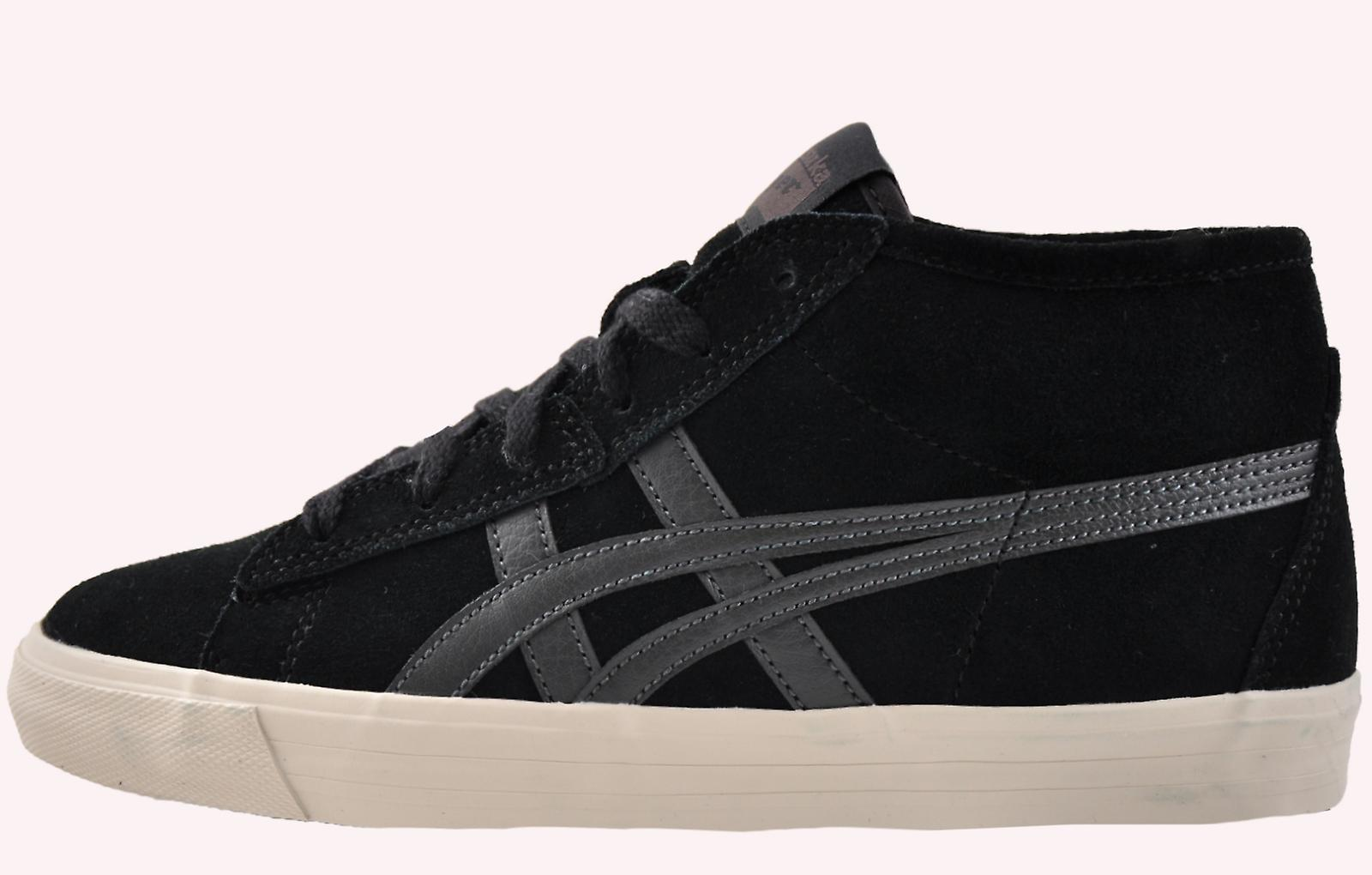 Onitsuka Tiger Fader Mid Black / Dark Grey