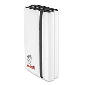 Ultra-Pro 4-UP 480st. PRO Card Binder-White