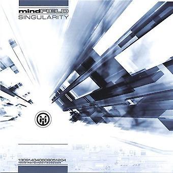 Mindfield - Singularity [CD] USA importeren