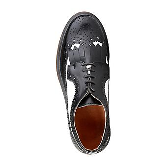 Ana Lublin Womens/dames Ylva cuir véritable lacets Brogues