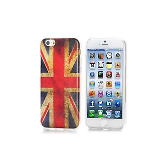 Vintage England Flag Pattern Shell For Apple IPhone 6 4.7