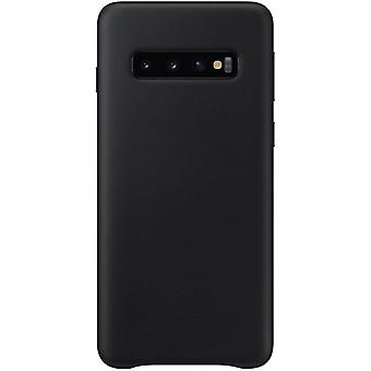 Samsung Galaxy S10 - France Étui noir Soft Matte