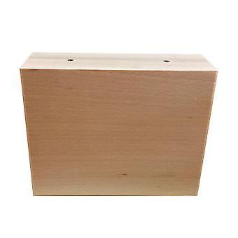 Holzmöbel Bein 12 cm