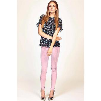 Sugarhill Boutique Flamingo Blouse