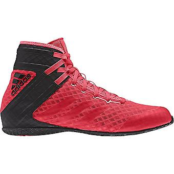 Adidas  speedex 16.1 boxing boots - black red