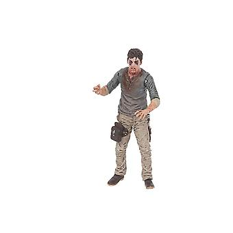 Cell Block Flu Walker Poseable Figure from The Walking Dead