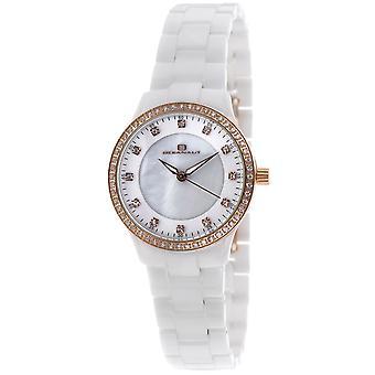 Oceanaut Women's White MOP Dial Watch - OC6211