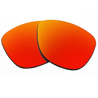 SeekOptics Replacement Lenses for Oakley Frogskins Non-Polarized Red Mirror