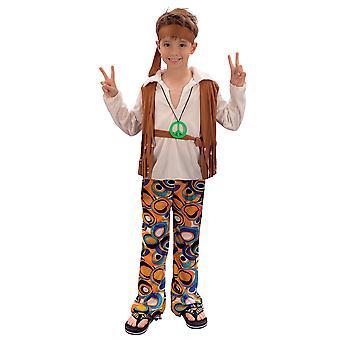 Bnov hippie Boy drakt