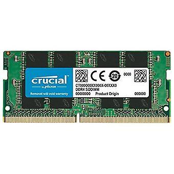 RAM Memory Crucial CT4G4SFS824A 4 GB DDR4 2400 MHz