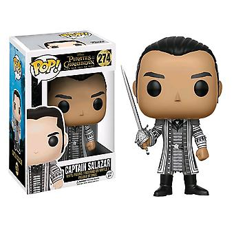 Dead Men No Tales Salazar Pop Chase Ships 1 in 6