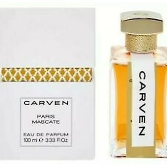 Carven Paris Mascate Eau de Parfum 100ml EDP Spray