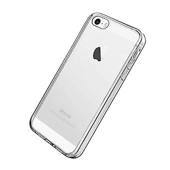 Stoff zertifiziert® Transparent klar Hard Case Cover Cases iPhone 5s