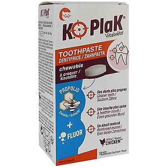 Vitalvéto Chewable Toothpaste For Cat K.O Plak .