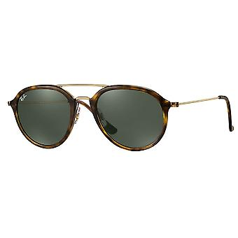 Ray Ban Sunglasses 0rb4253 710 53 Tortoise And Gold Unisex Sunglasses