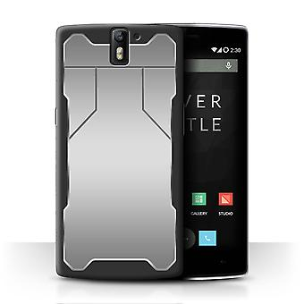 STUFF4 Case/Cover for OnePlus One/Defense/Armour/Armor
