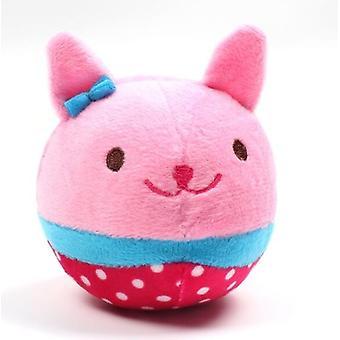 Pipleksak rosa kanin- RUND