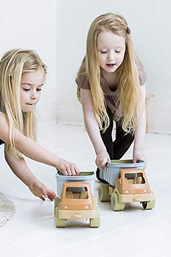 Dantoy bio-Toy tipper Truck, øko-bevidst legetøj fremstillet af Sugarcane