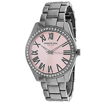 Kenneth Cole Women's Classic Rose gold Dial Watch - KC50664005