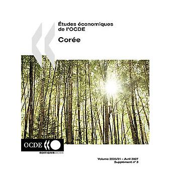 tudes conomiques de lOCDE Core Volume 2005 Supplment 3 door OESO Publishing