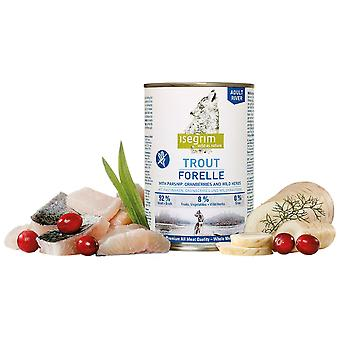 Isegrim Lata Adult Trout Parsnip, Blueberries And Wild Herbs (Dogs , Dog Food , Wet Food)