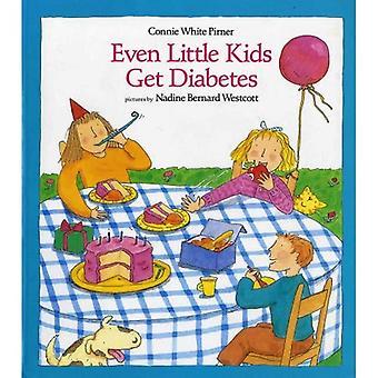 Even Little Kids Get Diabetes (Albert Whitman Concept Paperbacks)