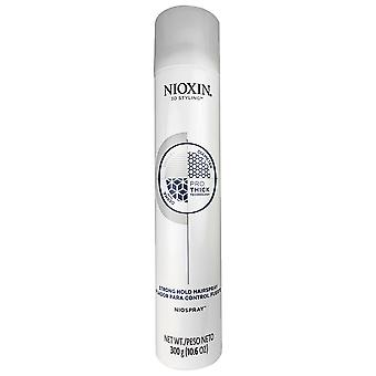 Nioxin 3d niospray stark hålla hårspray 10,6 oz