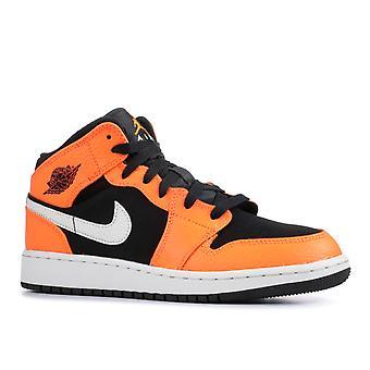 Air Jordan 1 Mid (Gs) - 554725 - 062 - schoenen