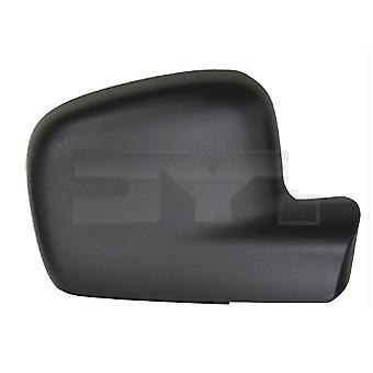 Right Mirror Cover (black grained) For VW CADDY mk3 Life & Maxi 2004-2015