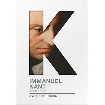 Immanuel Kant - A Very Brief History by Anthony Kenny - 9780281076543
