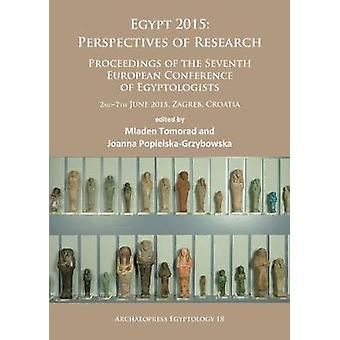 Egypt 2015 - Perspectives of Research - Proceedings of the Seventh Euro