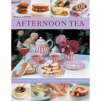 Afternoon Tea by Antony Wild - 9781846814969 Book