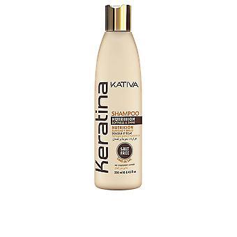 Kativa Keratina Shampoo 1000 Ml For Women