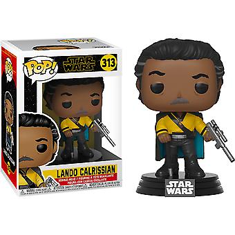 Star Wars Lando Calrissian Episode IX Rise of Skywalker Pop!
