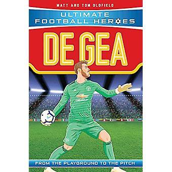 De Gea by Matt Oldfield - 9781789460957 Book
