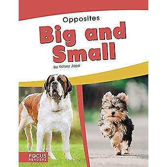 Opposites - Big and Small by  -Kelsey Jopp - 9781641854016 Book