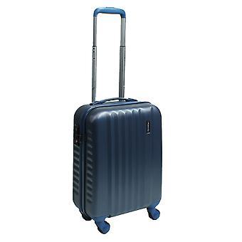 March15 Ribbon SE Handbagage Trolley S, 4 wielen, 55 cm, 40 L, blauw