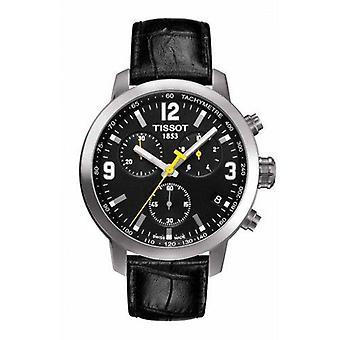 Tissot T055.417.16.057.00 Chronograph Xl Leder Quartz Men's Horloge