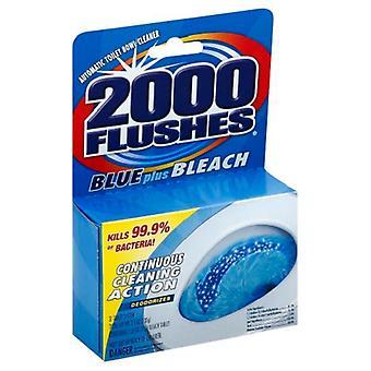2000 nettoyeur de cuvette de toilette automatique flushes