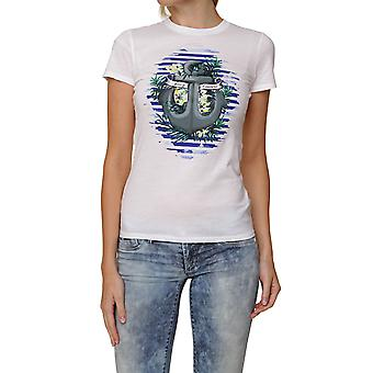 Juicy Couture Top Shirt T-paita ANCHOR HIBISCUS TE UUSI