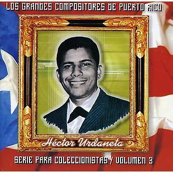 Hector Urdaneta Vol 3 - Hector Urdaneta Vol 3 [CD] USA import