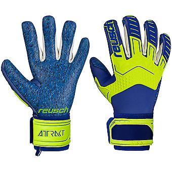 Reusch Attrakt Freegel G3 Fusion LTD Goalkeeper Gloves Size