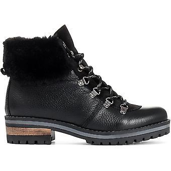 Jones Bootmaker Naisten Nahka Lace-Up Hiker Boot