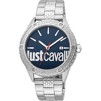 Just Cavalli Young Watch JC1G080M0065 - Stainless Steel Gents Quartz Analogue