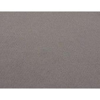 Folha de feltro acrílico cinza A4 de 23x29,5cm para artesanato